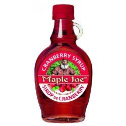Maple Joe Vörösáfonya szirup 250g