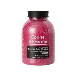 Corine de Farme Tengeri fürdősó rózsa illattal, 1,3kg