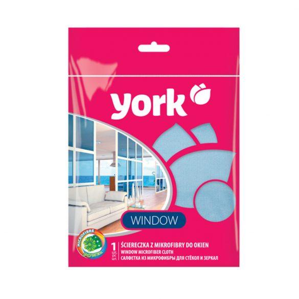 York Window mikroszálas törlőkendő 1db