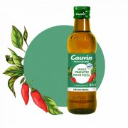 Cauvin Fűszeres olívaolaj pizzához 250ml