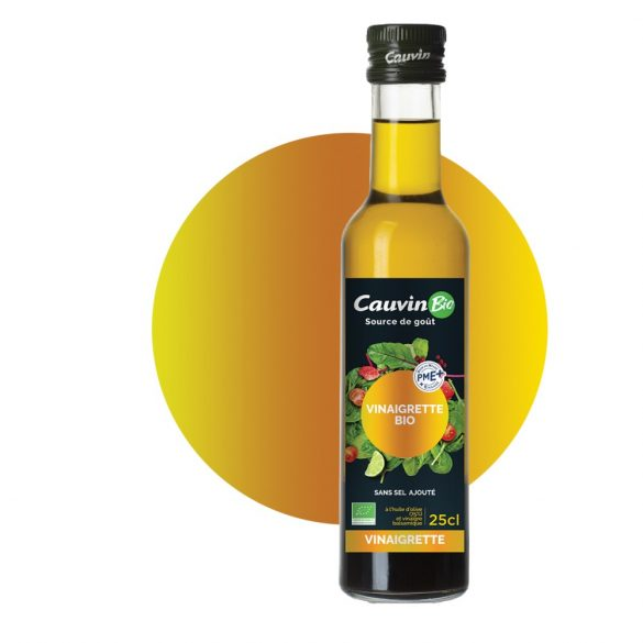 Cauvin Bio olívaolaj balzsamecettel 250ml
