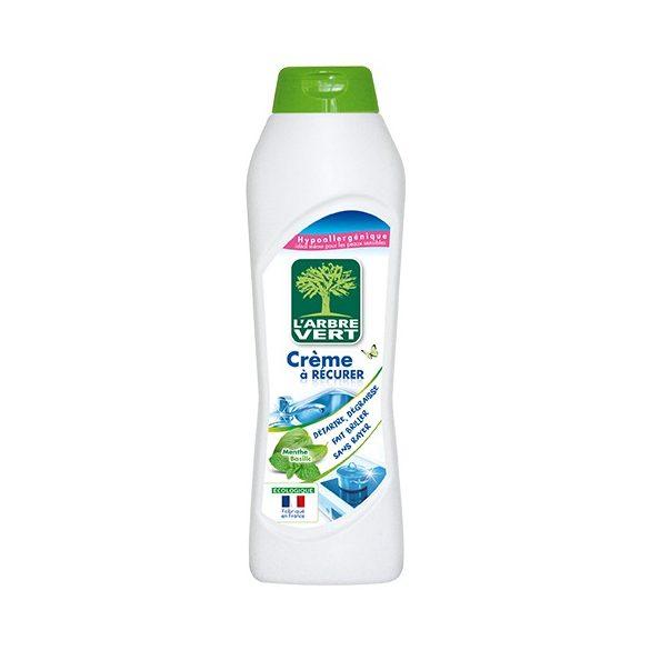 L'Arbre Vert Súrolókrém menta-bazsalikom illattal, 500ml