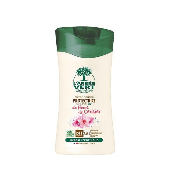 L'Arbre Vert Krémtusfürdő cseresznyevirág illattal, 250ml