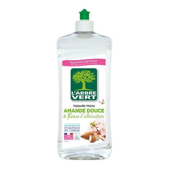 L'Arbre Vert Öko mosogatószer mandula illattal, 750ml