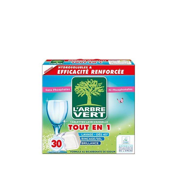 L'Arbre Vert Öko mosogatógép tabletta, 30db