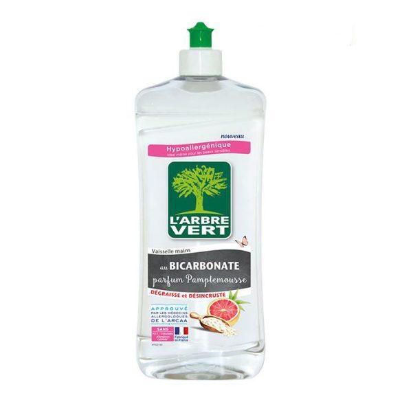 L'Arbre Vert Öko mosogatószer szódabikarbónával,  grapefruit illattal, 750ml