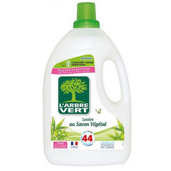 L'Arbre Vert Folyékony öko mosószer koncentrátum növényi szappannal, 2L