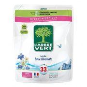 L'Arbre Vert Folyékony öko mosószer utántöltő friss téli szellő illattal, 1,5L