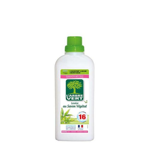 L'Arbre Vert Folyékony öko mosószer koncentrátum növényi szappannal, 720ml