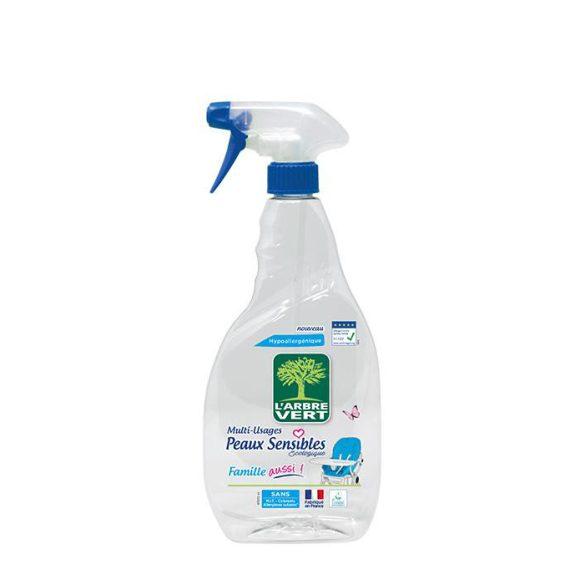 L'Arbre Vert Bőrbarát és Családbarát Általános öko tisztítószer spray 740 ml