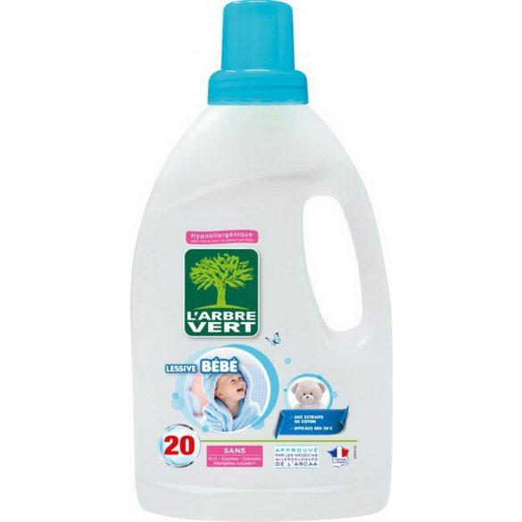 L'Arbre Vert Baba folyékony mosószer 1,2L