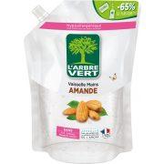 L'Arbre Vert Öko mosogatószer utántöltő mandula illattal, 1000ml