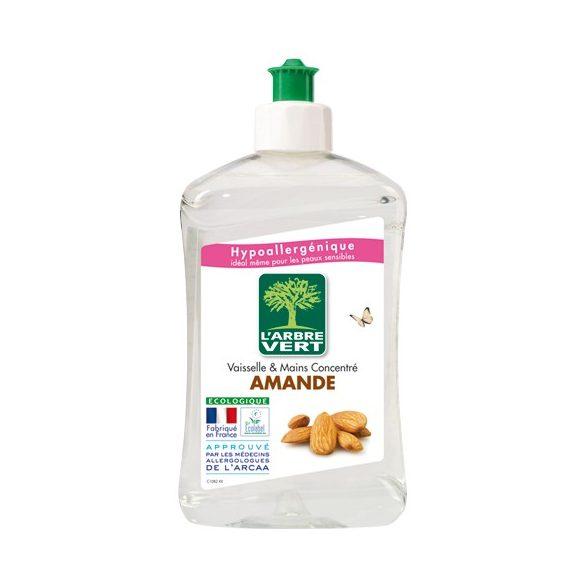 L'Arbre Vert Öko mosogatószer mandula illattal, 500ml