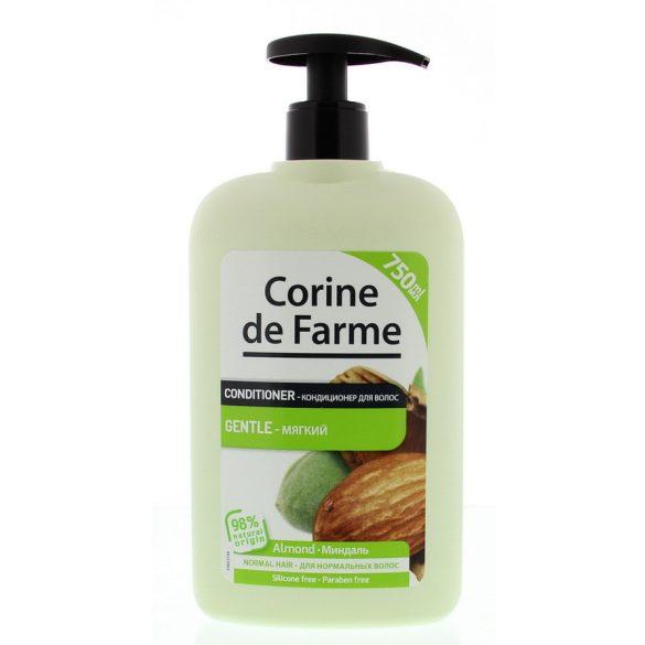 Corine de Farme Balzsam mandulával és mézzel minden hajtípusra, 750ml