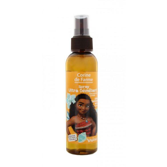 Corine de Farme Fésülést könnyítő spray száraz, göndör hajra, 150ml - Vaiana