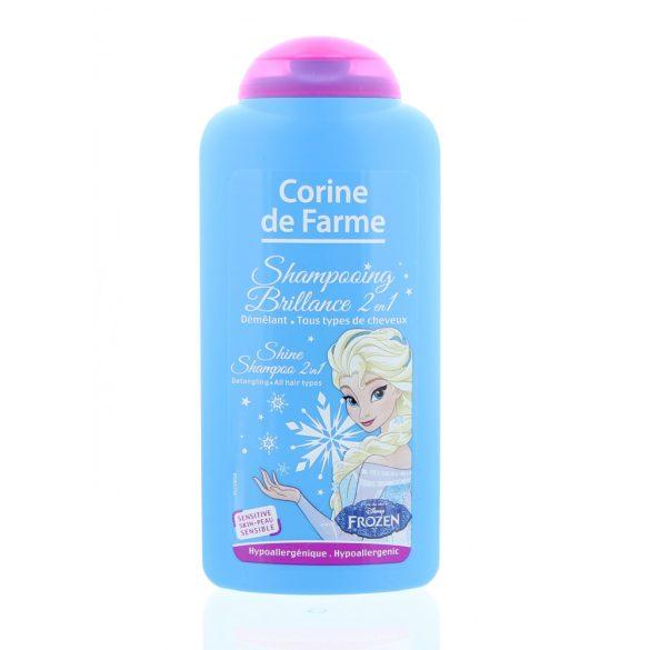 Corine de Farme sampon és balzsam gyerekeknek, 250 ml - Aranyhaj és Elza