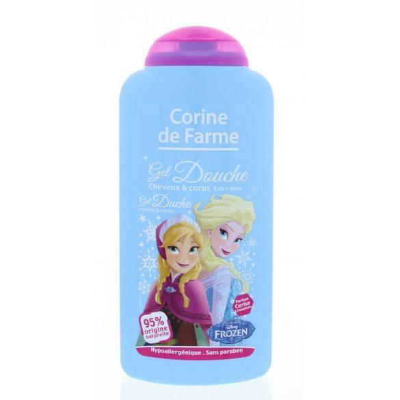 Corine de Farme Sampon és tusfürdő gyerekeknek, 250ml - Jégvarázs