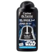 Corine de Farme Star Wars Sampon és tusfürdő gyerekeknek, 250ml