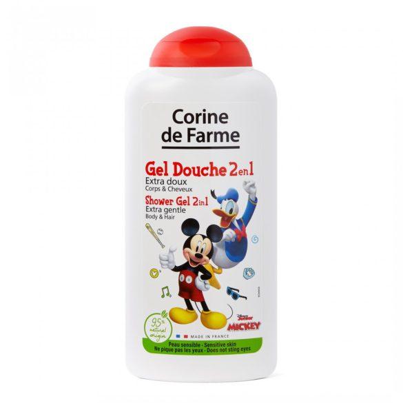 Corine de Farme Sampon és tusfürdő gyerekeknek, 250ml - Mickey
