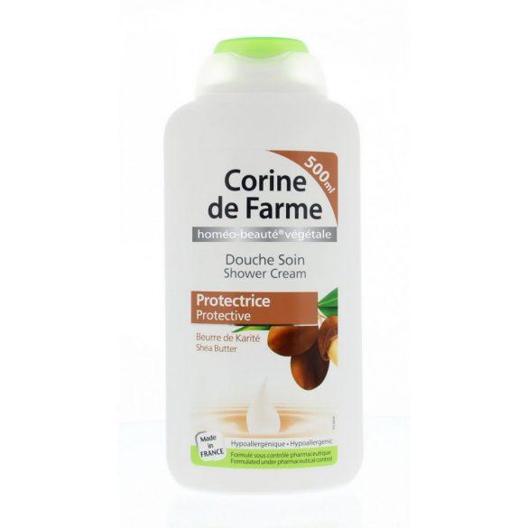 Corine de Farme krémtusfürdő shea vajjal, 500ml