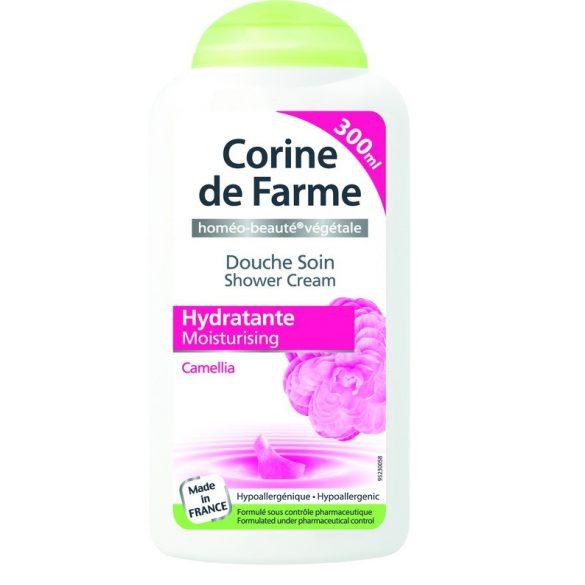 Corine de Farme krémtusfürdő kamélia kivonattal, 300ml