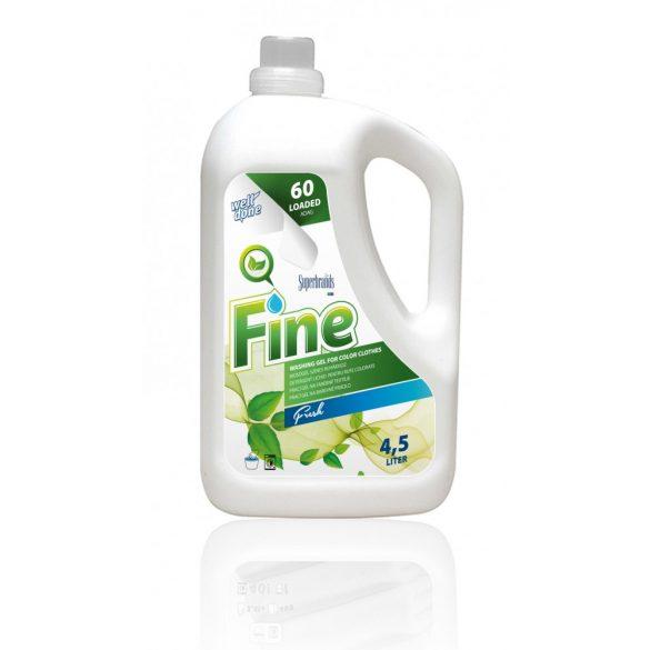 Well Done mosógél színes ruhákhoz - Fresh, 4,5L