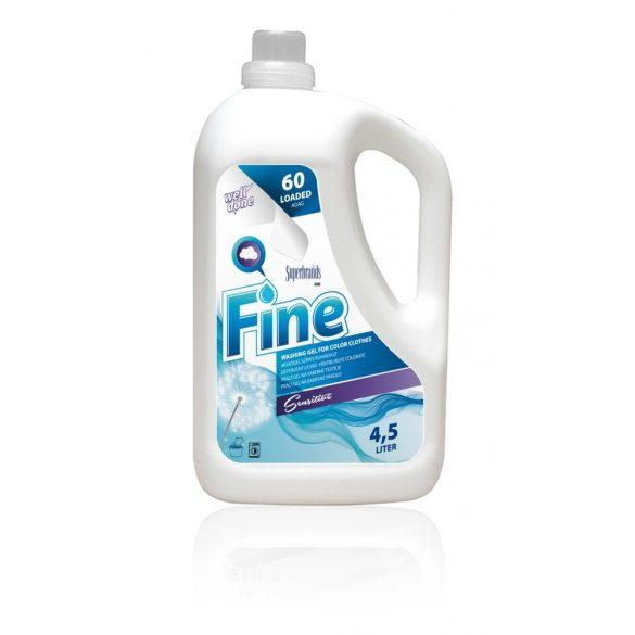 Well Done mosógél színes ruhákhoz - Sensitive, 4,5L