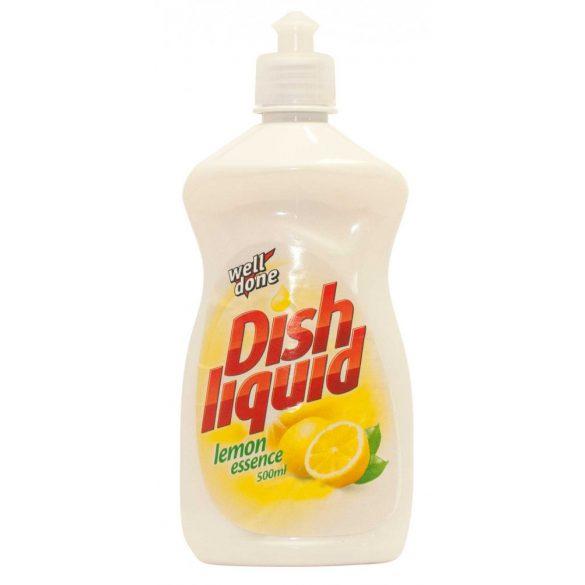 Well Done Mosogatószer - Lemon Essence, 500ml