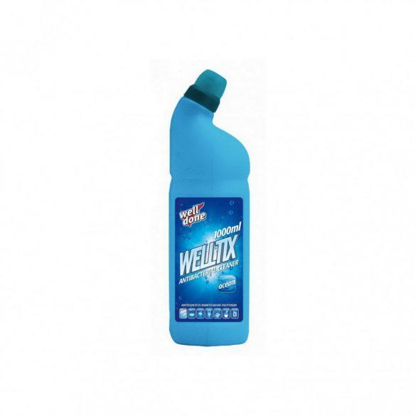 Well Done Welltix fertőtlenítőszer - Ocean, 1L