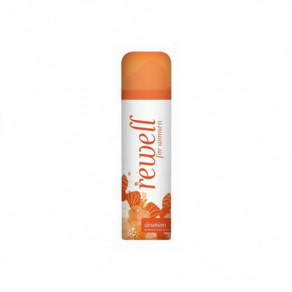 Well Done dezodor Rewell for Women - Devotion, 150ml