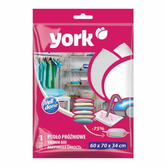 York vákuum zsák 60x70x34cm