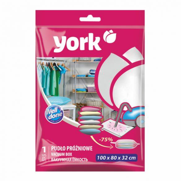 York vákuum zsák 100x80x32cm