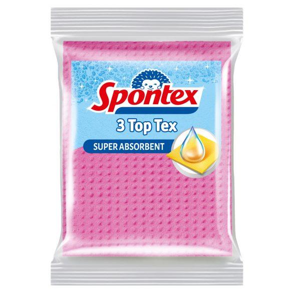 Spontex TopTex szivacskendő, 3db