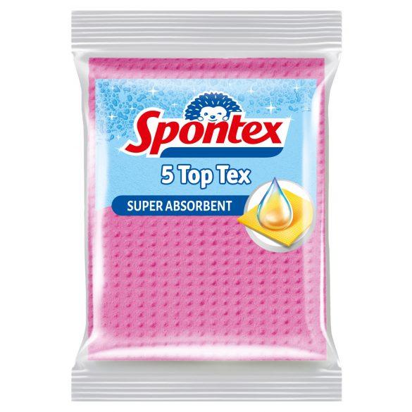 Spontex TopTex szivacskendő, 5db