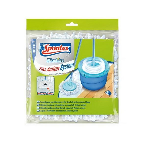 Spontex Full Action Microfibre refill